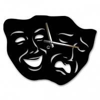 Оригинальные настенные часы Masks