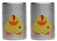 Набор для соли и перца 5 х 3,5 см Sheriff Duck BergHOFF 1106137