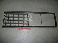 Решетка радиатора ВАЗ 2106 левая (черная) (производитель Россия) 2106-8401013-02