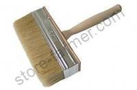 Кисть-макловица, деревянная ручка 30*130