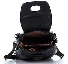 Эксклюзивный женский рюкзак под рептилию, фото 3