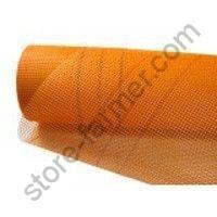 Сетка стекловолоконная ССА HAUSGARTEN (5*5мм), 1х50м, 145 г/м2, оранжевая