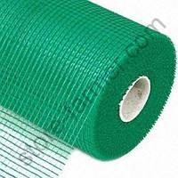 Сетка фасадная BUDOWA standart (5*5мм), 1х50м, 125 г/м2, зелёная