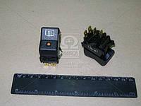 Выключатель обогрева заднего стекла ВАЗ 2107 (производитель Автоарматура) 26.3710-22.41