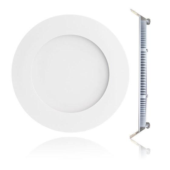 Світлодіодний світильник downlight 9Вт, 6000К, 460RRP-09