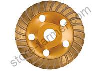 Алмазная чашка А 125 КТ PROFI алм. чашка, сегм. двойной ряд
