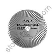 Алмазный круг А 115 КТ Standart 22,2, Турбоволна