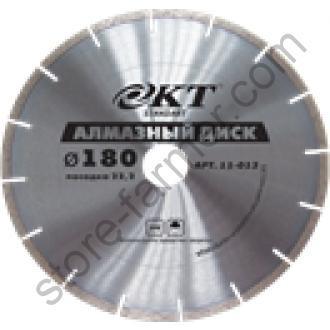 Алмазный круг А 230 КТ Standart 22,2, Сегмент