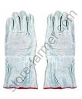 Перчатки для сварки (плотные  Краги )
