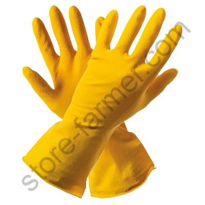 Перчатки латекс М