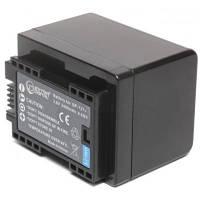 Аккумулятор к фото/видео EXTRADIGITAL Canon BP-727 (chip) (BDC1302)