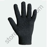 Перчатки черная двойная (без точки) DOLONI