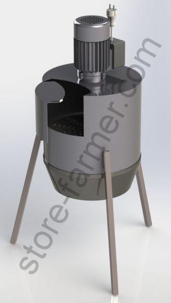 Корморезка с двигателем  ЛАН-4