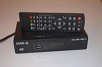 STAR-Q Q168 HD - DVB-T2 Тюнер Т2, фото 1