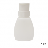 Бутылочка-помпа под ацетон 250 мл