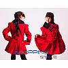 Весеннее пальто для девочки модное, фото 3