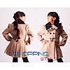 Красивое пальто для девочки кашемировое, фото 3