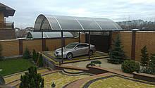 Поликарбонат для автонавесов, фото 2
