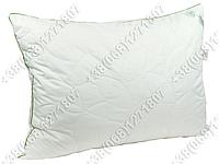 Подушка стеганая бамбуком 50х70 сатин