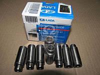 Втулка клапана ВАЗ 2108 направляющая 0,02 комплект (производитель АвтоВАЗ) 21080-100703286