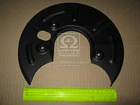 Щит тормоза ВАЗ 2108 передний левый (производитель АвтоВАЗ) 21080-350114700