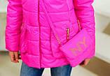 Куртка для девочки Модница, фото 7