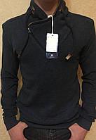 Стильный модный молодежный турецкий свитер отличного качества