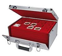 Кейс для монет SAFE (15 планшетов / 500 монет)