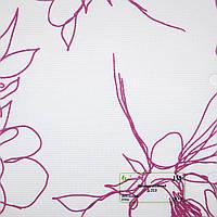 Рулонные шторы Одесса Ткань Орхидея Розовый