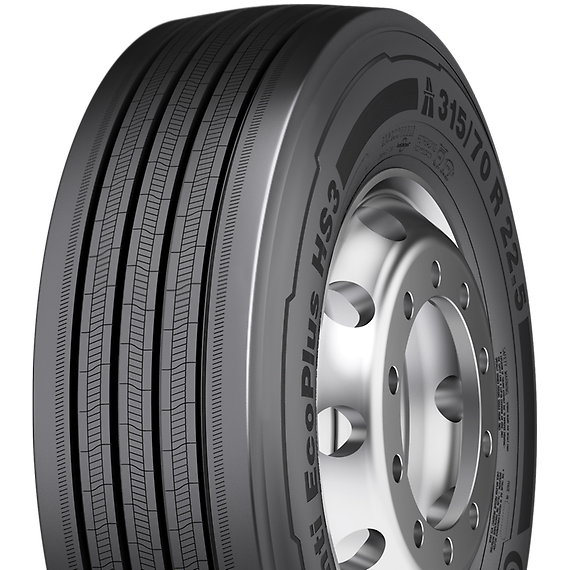 Грузовые шины Continental CONTI ECOPLUS HS3, 315 80 R22.5
