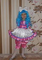 Карнавальный костюм мальвины, мальвина прокат