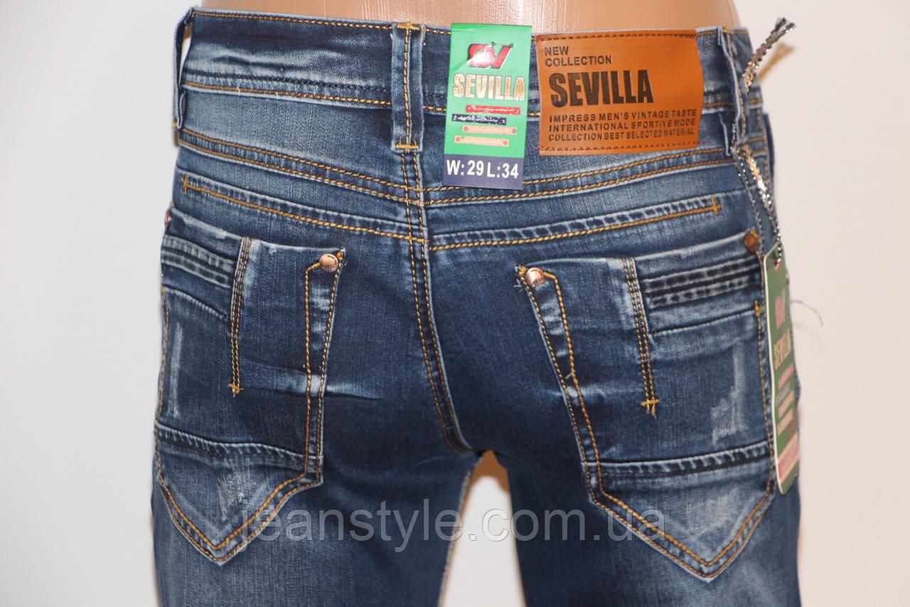 b86e071524e Купить Стильные мужские джинсы SEVILLA в Хмельницком от компании ...