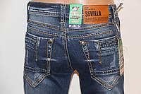 Стильные мужские джинсы SEVILLA