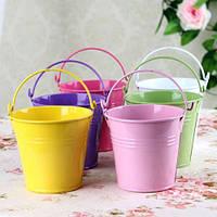 Ведерко на фаркоп Mini Pail Bucket, декоративное 5.5 см, фото 1