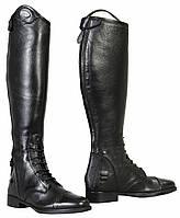 Сапоги Belmont женские на шнуровке, кожа