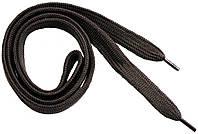Шнурки широкие 20мм/120см, Темно-серый