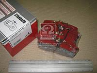 Колодка тормозная ВАЗ 2108 переднего ( комплект 4 штук) Кпластик (производитель MASTER SPORT) 2108-3501080
