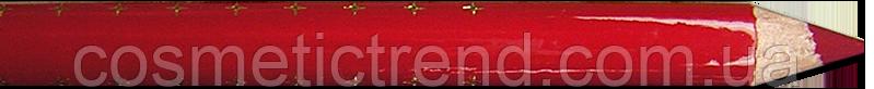 Карандаш контурный губ деревянный №61 True Red Serdechko (Германия/Чехия), фото 2