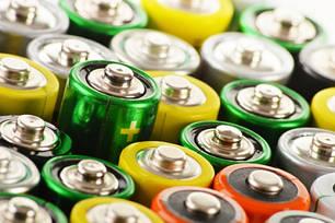 Батарейки солевые (цинк-карбон) R
