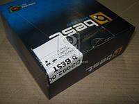 Колодка тормозная ВАЗ 2108 заднего ( комплект 4 штук) (производитель BEST) 2108-3502090