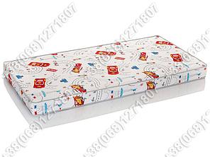 Детский кокосовый матрас 3,5см в кроватку 60х120, фото 2