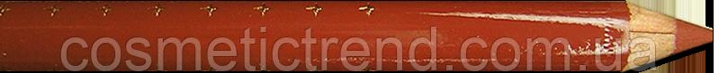 Контурний олівець для губ дерев'яний №76 Toffee Serdechko (Німеччина/Чехія), фото 2