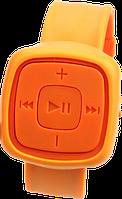 Водонепроницаемый MP3-плеер на руку. Разные цвета! Оранжевый
