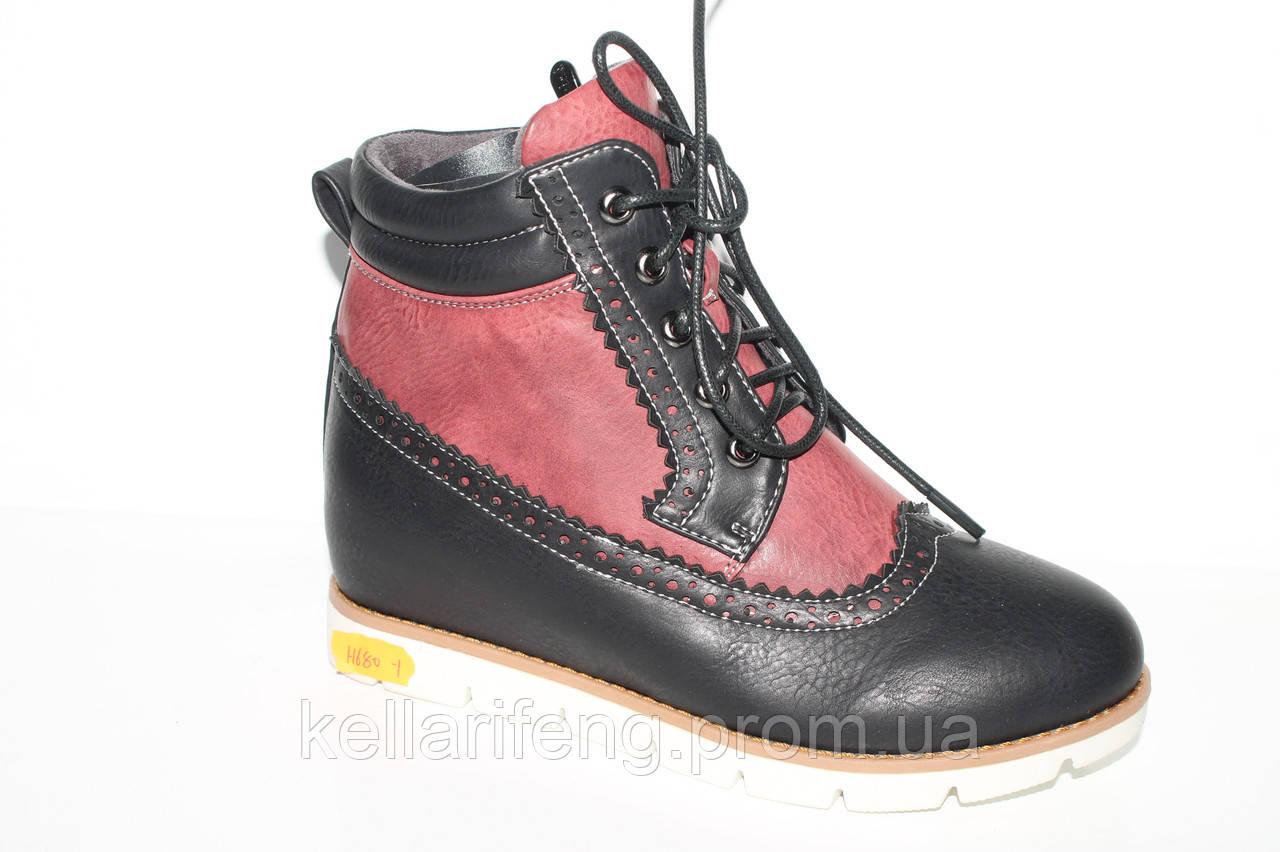 Модная подростковая обувь на зиму