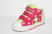 Обувь для спорта. Детские кеды от производителя Tom.M 8216E (25-30)