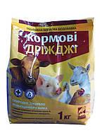 Кормовые дрожжи 1 кг (Дріжджі кормові)