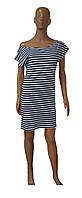 Платье тельняшка,размеры 40-56