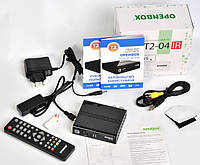 OpenBox T2-04 IR - DVB-T2 Тюнер Т2, фото 1