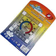 Термометр оконный на липучках