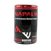 Muscle Warfare Napalm 45 serv